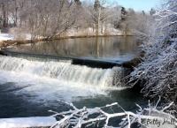 Kentucky winter scene