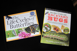 Photo of two nature books